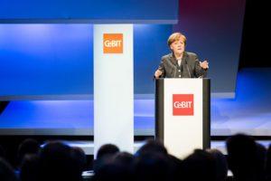 digitalrat deutschland merkel