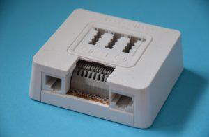 Bis 1995 löste ISDN die analoge Telefonie ab