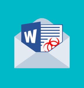 E-Mails mit MS-Office-Dateien schleusen die Malware Emotet auf Systeme