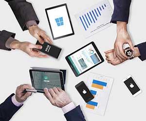 Samsung Knox Manage ist die MDM-Lösung der Knox-Plattform. (Bild: Samsung)
