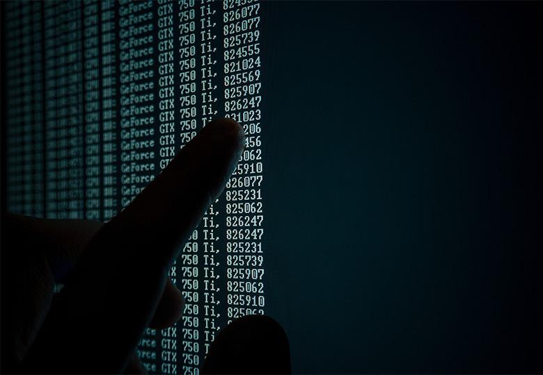 Internetseite gehackt. Bild: Vitaly Vlasov/Pexels