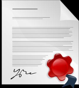 digitales zertifikat