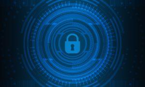 Zu sehen ist die grafische Darstellung eines Schlosses als Sinnbild für Security by Design. Bild: www.pixabay.com / Pete Linforth