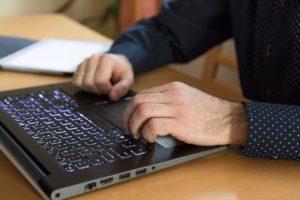 Keylogger auf Arbeitsnotebooks