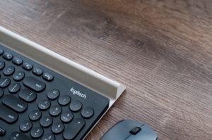 Zu sehen ist das Nummernfeld einer Tastatur. Es geht um die digitale Buchführung und die GoBD 2019. Bild: Unsplash/Vlad Kutepov