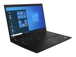 Das Bild zeigt ein ThinkPad, das die Home-Office-Produktivität verbessert. Bild: Lenovo
