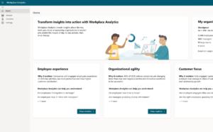workplace analytics microsoft 365