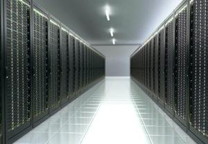 Zu sehen ist ein Rechenzentrum. Aber was ist ein Rechenzentrum genau? Bild: Pexels/Manuel Geissinger