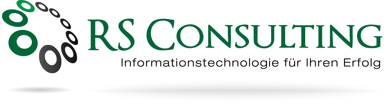 Logo RS Consulting & Software GmbH Michael Schmitt