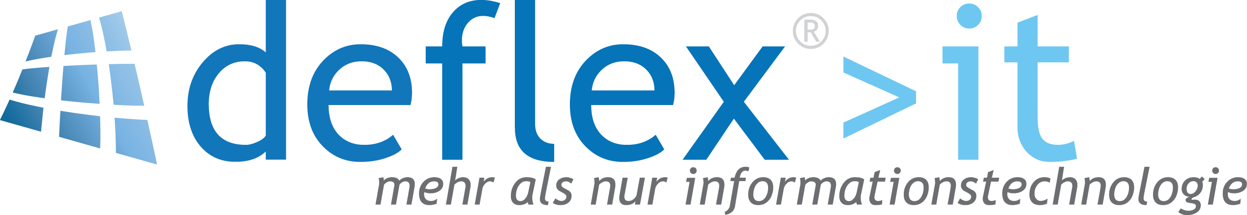 Logo deflex IT GmbH