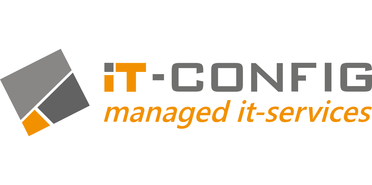 Logo iT-config GmbH