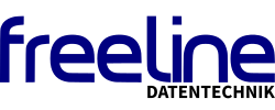 Logo freeline Datentechnik GmbH & Co. KG