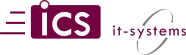 Logo ics it-systems GmbH